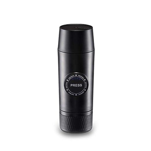 HHCC Cafetera Portátil Máquina De Espresso De Viaje Compatible con ...
