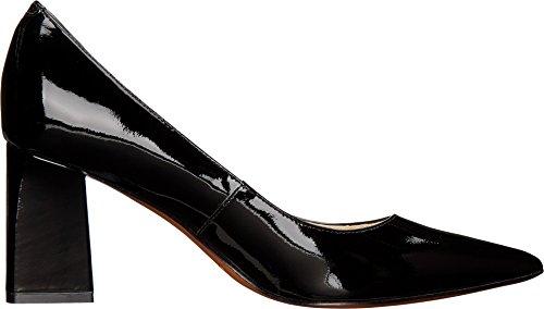 Brevetto Di Pesc Fisher Ltd Womens Mlzala Pump Black Patent