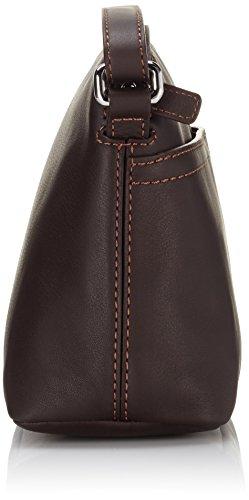 BREELapua 1 - Borsa a tracolla donna Marrone (Braun (Dark Brown 860)) Comprar Barato Disfrutan Disfrutar De Precio Barato jFZB6SsUZ