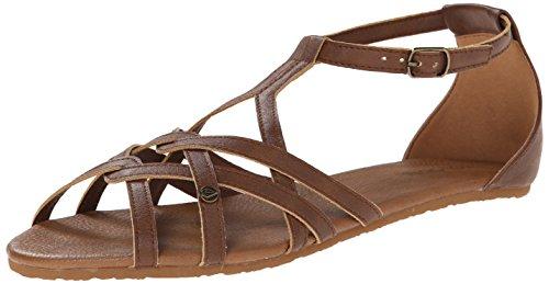 Volcom Vacation Sandal Black Brown