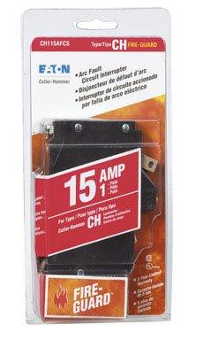 Cutler Hammer Circuit Breaker Arc Fault 15 Amp Cd