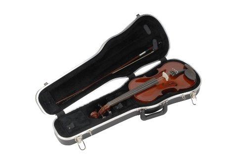 """SKB Hardshell Violin/Viola Case - 3/4 size/13"""""""