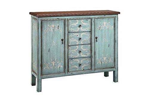 - Stein World Furniture 13180 4 Drawer Cabinet