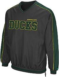 Mens Oregon Ducks Attack Line Wind Breaker Jacket