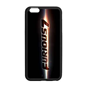 Best 5163504N58028774 iphone 6 plus Cover - Fast And Furious 7 for iphone 6 plus Cover (5.5 inch)