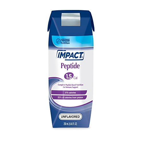 Impact® Peptide 1.5, 250 mL, case of 24
