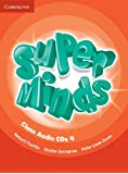 Super Minds Level 4 Class Audio CDs (4)