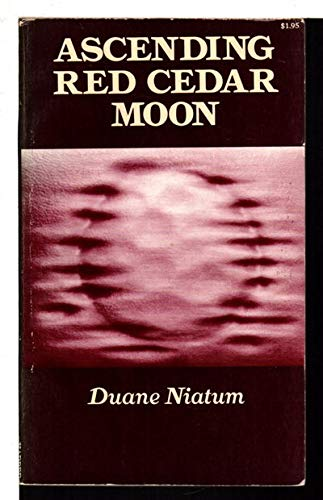 Ascending Red Cedar Moon, Niatum, Duane