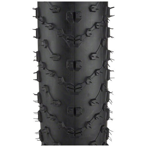 Kenda Juggernaut Tire 26 x 4.0'' Steel Bead Black by Kenda
