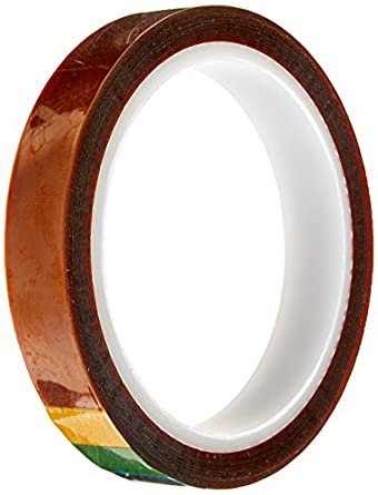 Kapton 18-1S Polyimide Tape with Silicone Adhesive 7.875 x 36 Yards
