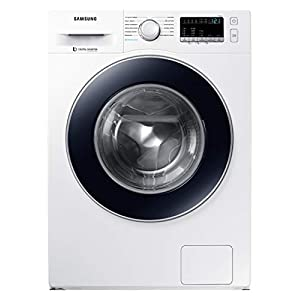 Samsung 7.0 Kg Fully-Automatic Front Loading Washing Machine (WW70J42G0BW/TL, White, Hygiene Steam)