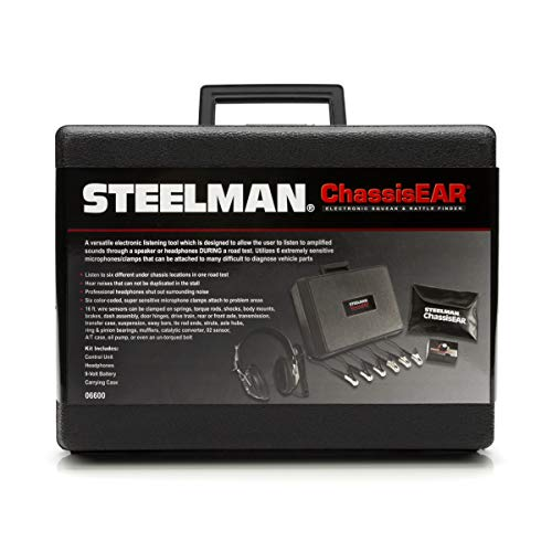 STEELMAN 06600 ChassisEAR Electronic Squeak and Rattle Finder