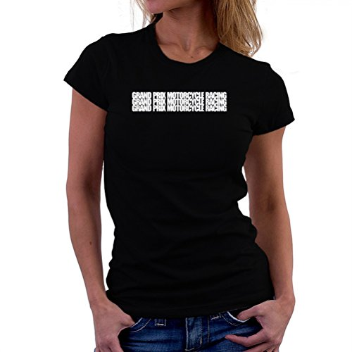 Grand Prix Motorcycle Racing three words T-Shirt