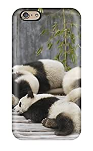 Travers-Diy case cover Skin Protector mYNZECDiUP2 For Iphone 6 Panda With Nice Appearance