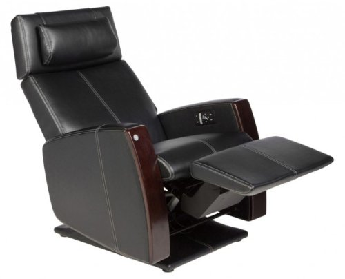 Human Touch Perfect Chair PCX-720 Zero Gravity Recliner (Black Sofhyde)