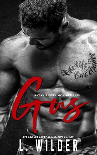 Gus: Satan's Fury MC- Memphis (Satan's Fury MC-Memphis Book 6)