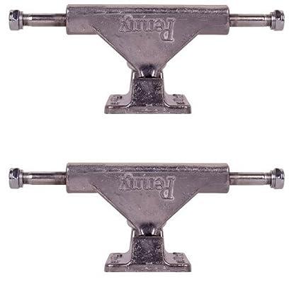 Penny Nickel 10,16 cm eje para Skate Mid Raw el extremo - 17 ...