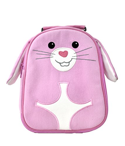 icnic Pal Insulated Lunch Pack - Bunny (Organic Toy Box)