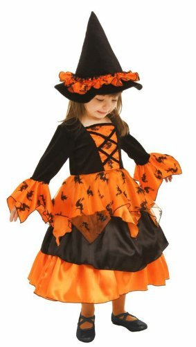Witch Kids Costume