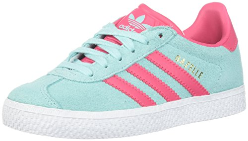 ad5aed7dd842 Galleon - Adidas Originals Girls  Gazelle C Sneaker