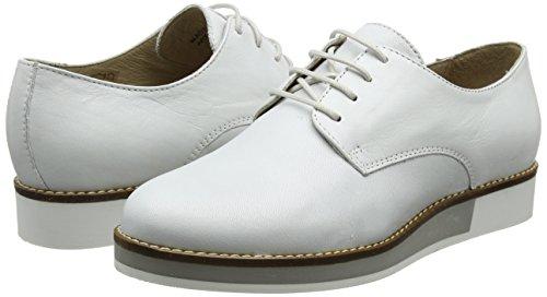 Up 80 Blancwhite Femme Lace Bianco ShoesDerbys YWIE9HD2