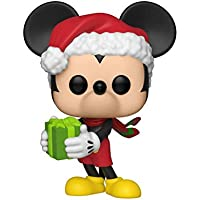 Figurine - Funko Pop - Mickey's 90Th - Holiday Mickey