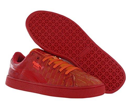 Puma - Pantofole a Stivaletto Unisex - Adulto , rosso (rosso), 41