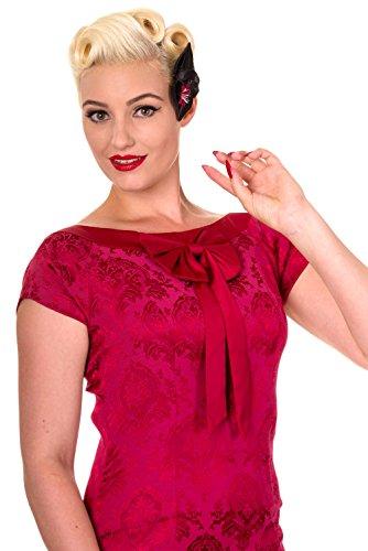 Banned LIMITLESS DRESS Burgundy 5064 Kleid SSwz1Z