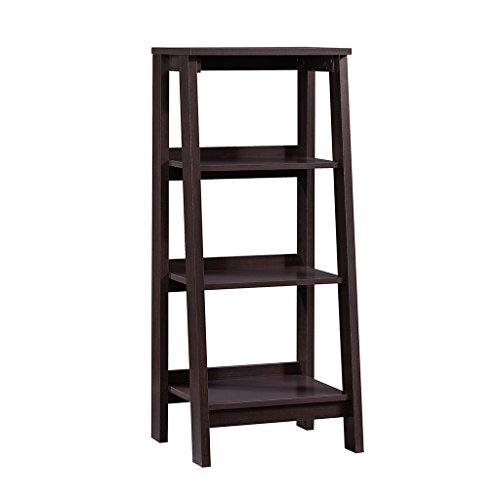 jamocha wood bookcase - 3