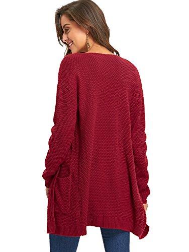 red Vert Gilet S Albawear Femme Green Kq761Oqf