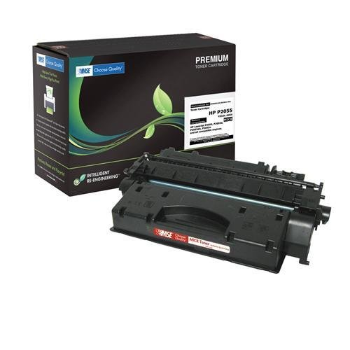 Compatible for TROY 02-81501-001 and LaserJet P2055, P2055d,P2055dn, P2055x Toner - 6,500 Yield