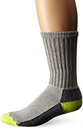 Men's at Work Foreman Midweight Cushioned Sole Crew Sock