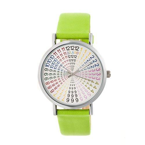Watch, Multicolor/Lime, CRACR4301 ()