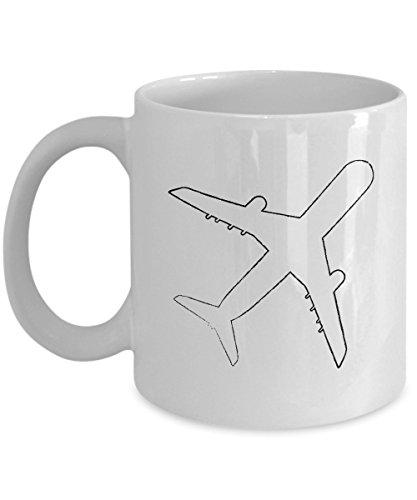 Airplanes Pilot Funny Flyer Flying Gift Mug