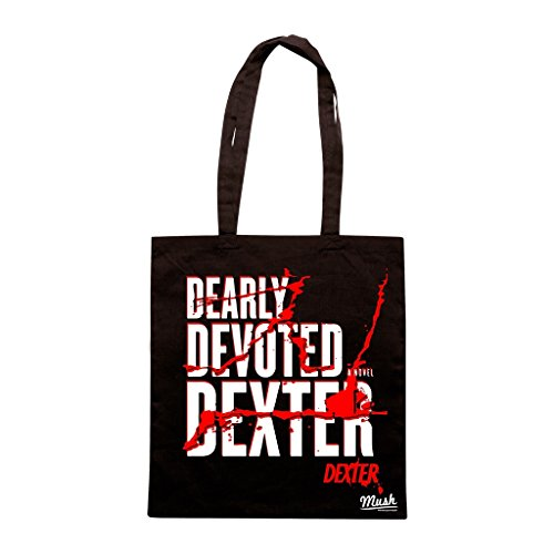 Borsa Dexter - Nera - Film by Mush Dress Your Style