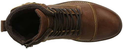 Stivali Dockers Uomo by Cognac 41rb007 100470 Marrone Boots Desert Gerli HqZIq6xwp