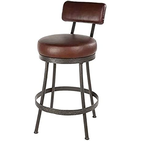 Cedarvale Armless Barstool 25 In Std Fabric In Distressed Tan 204989 OG 69162 O 276618 OG 142764 O 759045