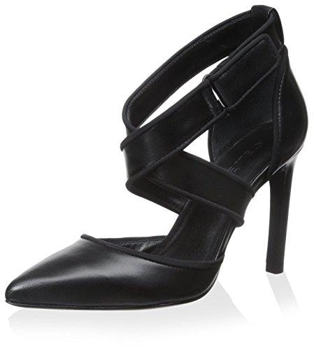 Ateljé 71 Mujeres Quasar Pump Black Mestico Leather