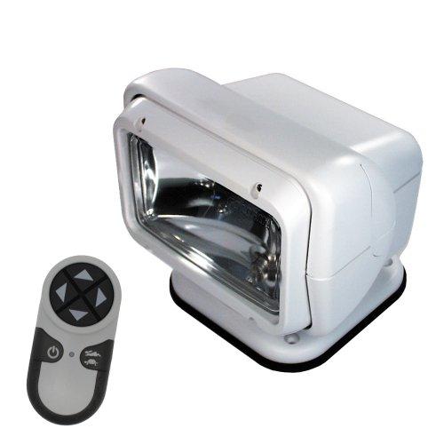 Go Light - GoLight Permanent Mount RadioRay with Wireless Remote