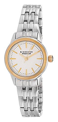 Giordano Analog White Dial Women's Watch – P226-33