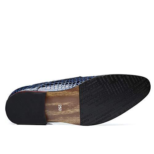 Inferior Oxford De Traje Red Temporadas Hombres Esmoquin Transpirable Tazan Cuatro Por Derby Negocios Plana Con Charol Cuero Cordones Zapatos Boda Parte Ufvwq1nF5