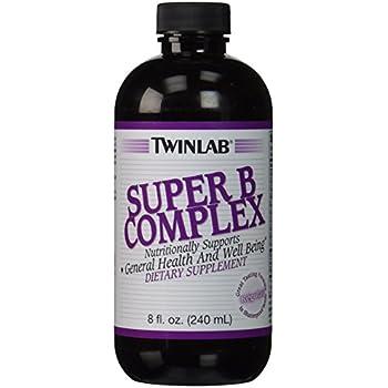 TwinLab - Super B-Complex, 8 fl oz liquid
