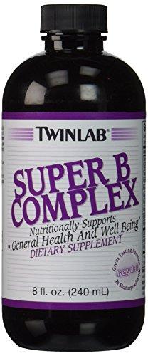 (TwinLab - Super B-Complex, 8 fl oz liquid)