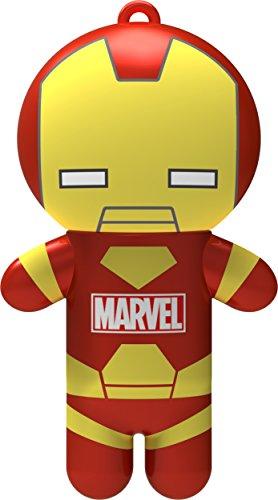 Price comparison product image Lip Smacker Marvel Super Hero Lip Balm, Iron Man Billionaire Punch, 0.14 Ounce