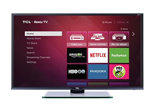 TCL 32S3700 32-Inch 720p Roku Smart LED TV (2015 Model)
