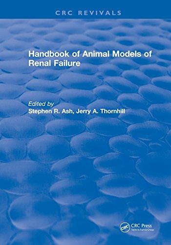 Handbook of Animal Models of Renal Failure