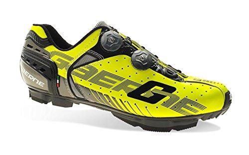 Chaussures kobra De 009 Yellow G c 3476 Gaerne Cyclisme Uwaxqan4