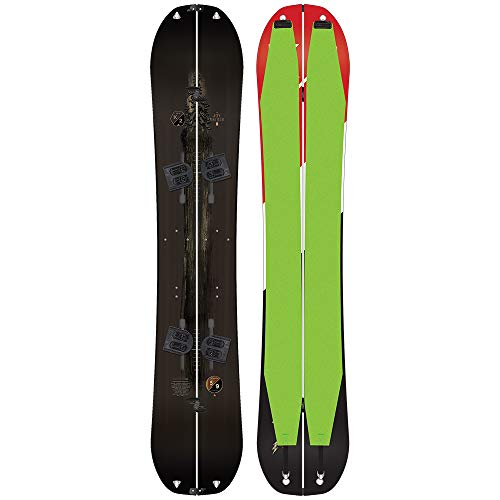 58d2dd631d3 K2 Joy Driver Splitboard Package Mens Sz 159cm