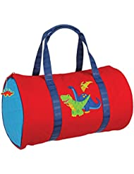 Stephen Joseph Quilted Duffle, Dino