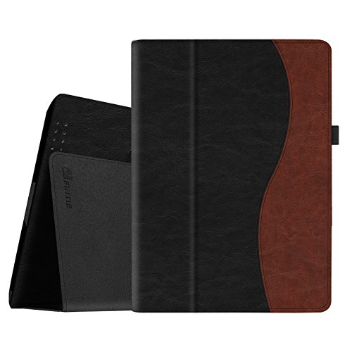 Fintie iPad 2/3/4 Case - Slim Fit Folio Case with Smart Cover Auto Sleep / Wake Feature for Apple iPad 2, iPad 3 & iPad 4th Generation with Retina Display - Dual Color (4 Color Cover Case)